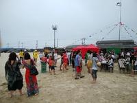 世界のビール祭り in 志賀島