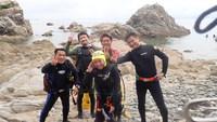 水中スクーター体験キャンペーン