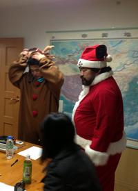 トゥクトゥク クリスマスイベント