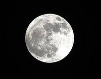 満月撮影2