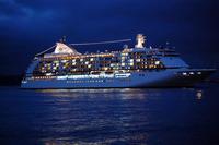 アジア最大級のクルーズ船でゆったりよい旅